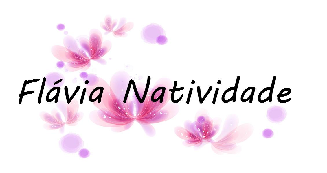 Flávia Natividade- Blog