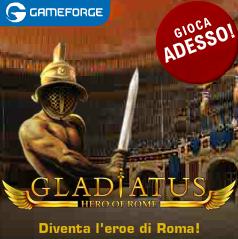 Gladiatus, il gioco di ruolo in stile Diablo2 più famoso del 2012