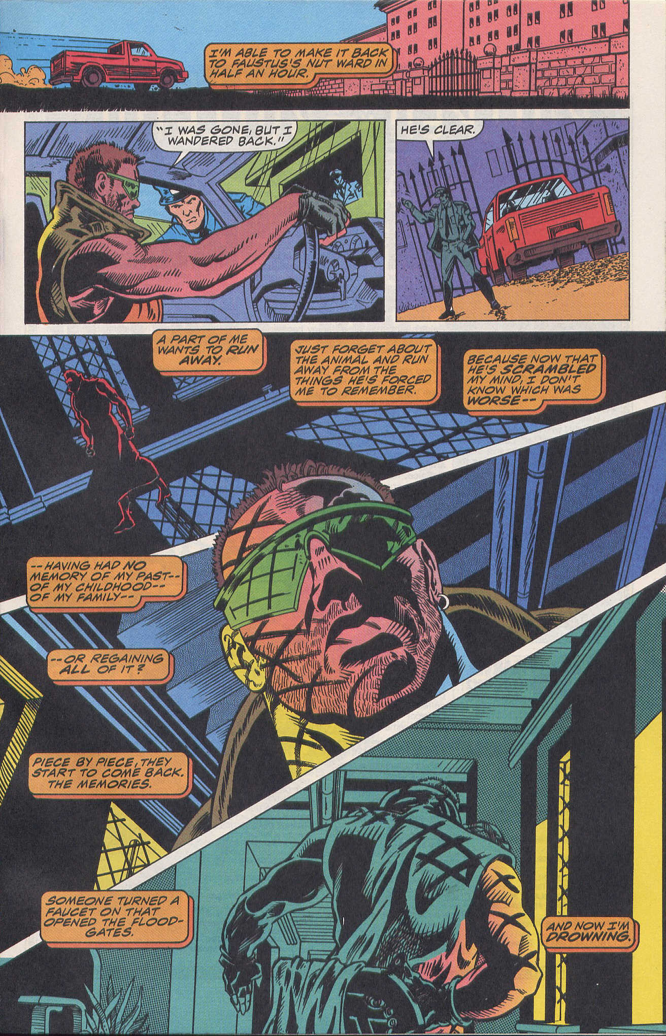 Captain America (1968) Issue #420b #370 - English 6