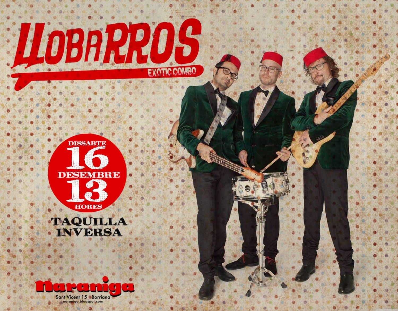 ELS LLOBARROS- 16/12/17 - 13h.