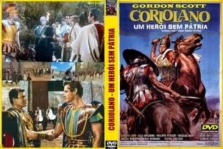 CORIOLANO - UM HERÓI SEM PÁTRIA