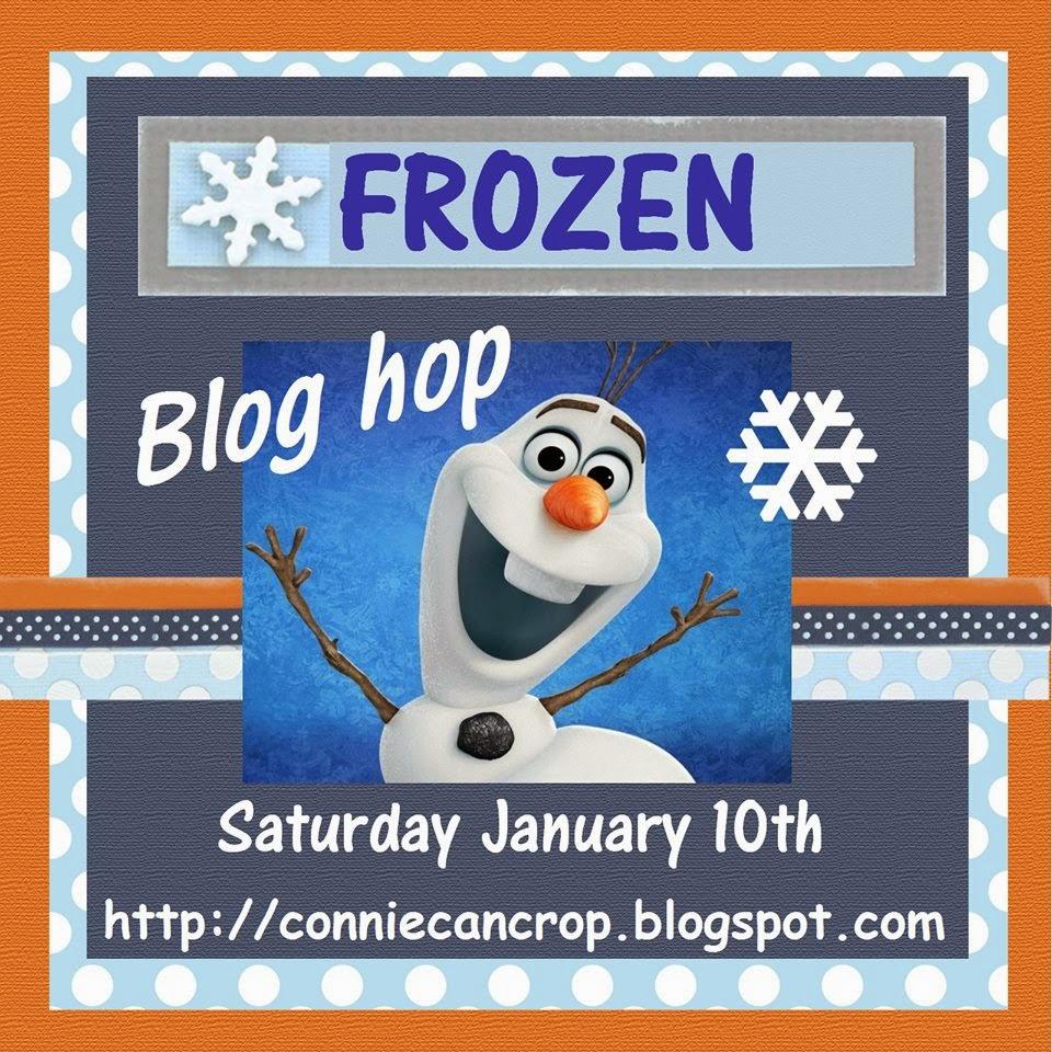 Frozen Blop Hop