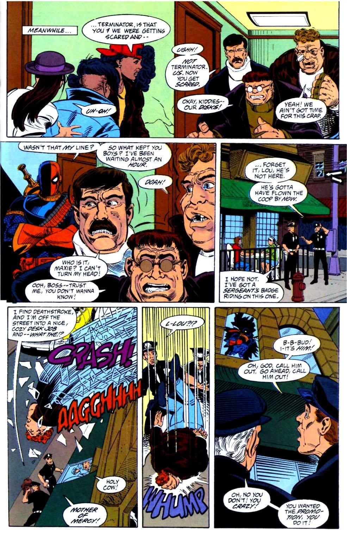 Deathstroke (1991) Issue #14 #19 - English 23