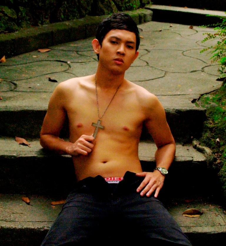 - pinoy hunks sexy dudes men filipino philippine showbiz brief top best shirtless ultimate gorgeous male underwear pictorial ZAC FERRERO asian
