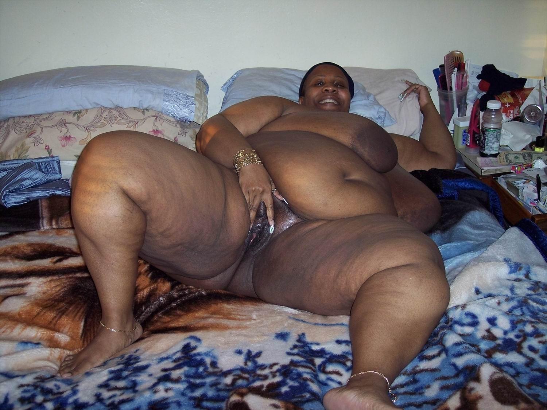 Толстая мать и негры 16 фотография