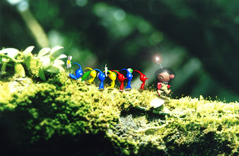 #7 Pikmin Wallpaper