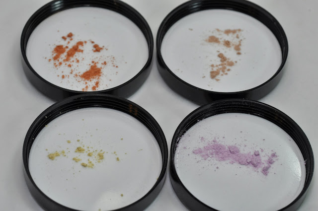 MAC CC Colour Correct Loose Powder in Recharge, Adjust,  Neutralize, Illuminate