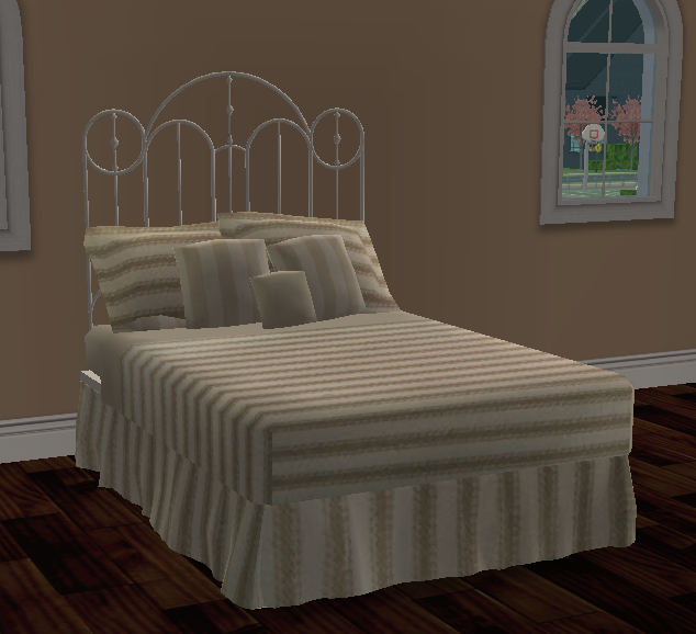 Lifes A Beach Sims 2 And 4 Sims 2 Buffy Bed Recolors