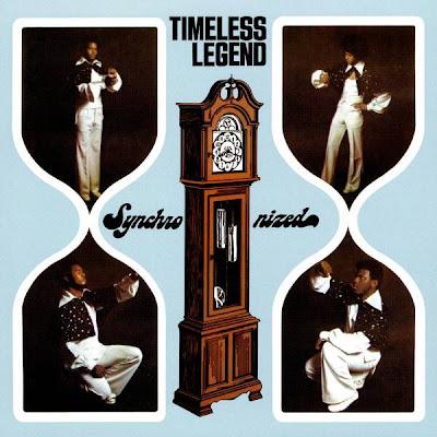 TIMELESS LEGEND 1976 SYNCHRONIZED / CD Edition + Bonus