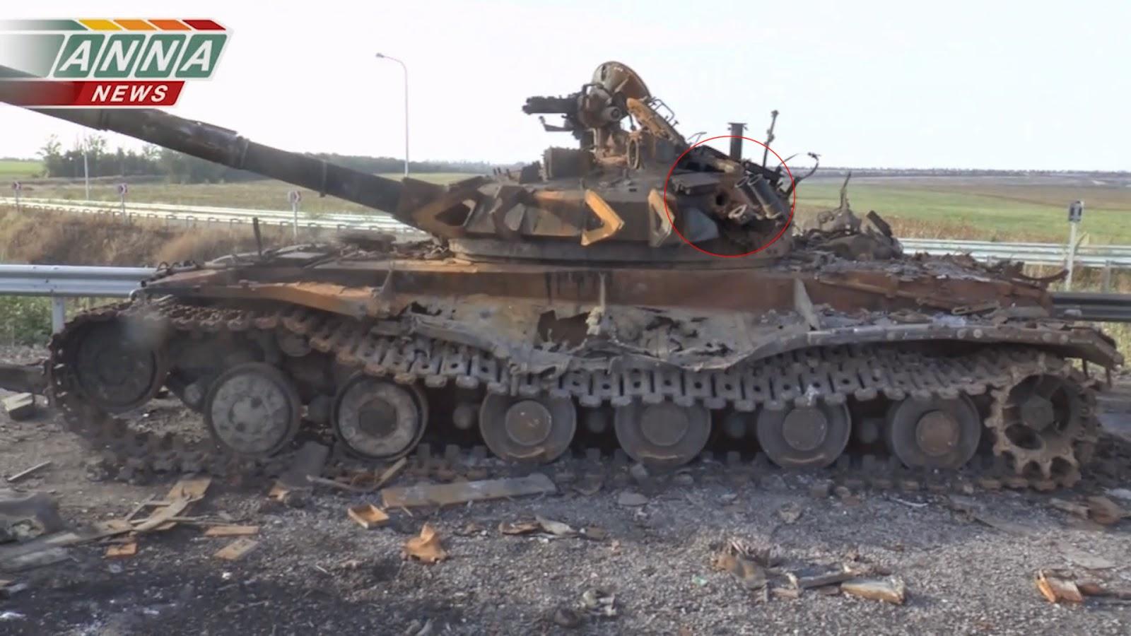 Sobre los T-64 y su desempeño en Ucrania 264498_original