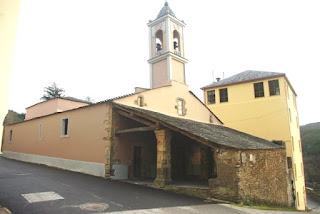 Santa Eulalia, iglesia parroquial