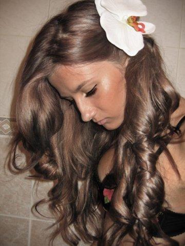 Красивые цвета волос