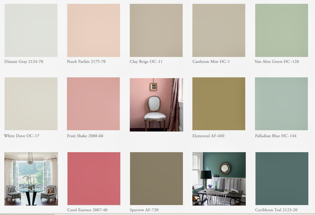 Factory paint decorating paint color trends for 2014 - Farbtabelle wandfarbe ...