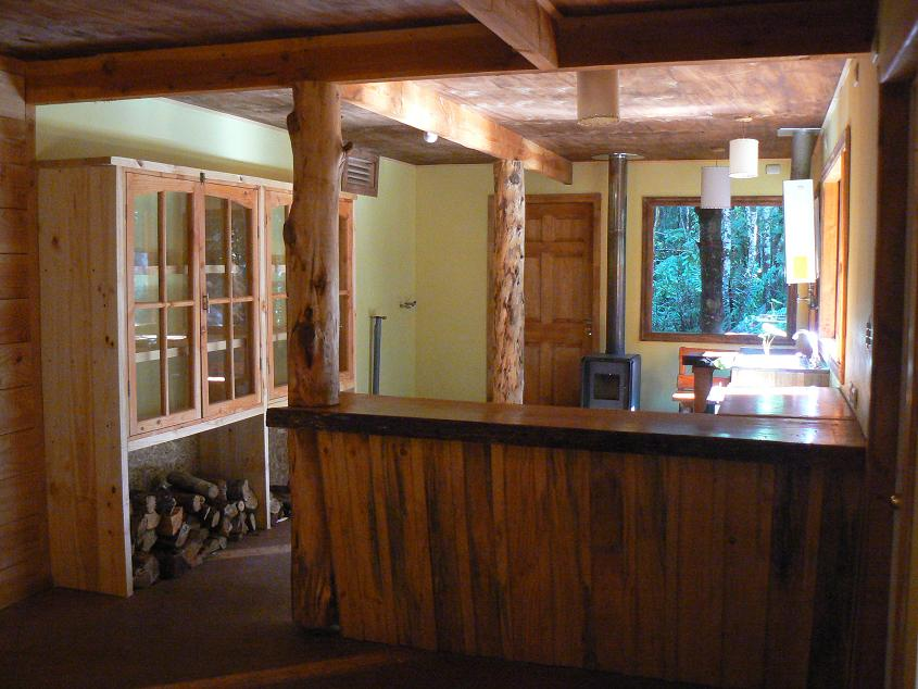 Dise os y construcciones en madera for Mesones de madera