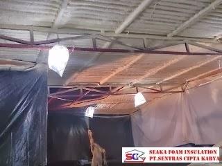 Spray  Insulation SEAKA FOAM