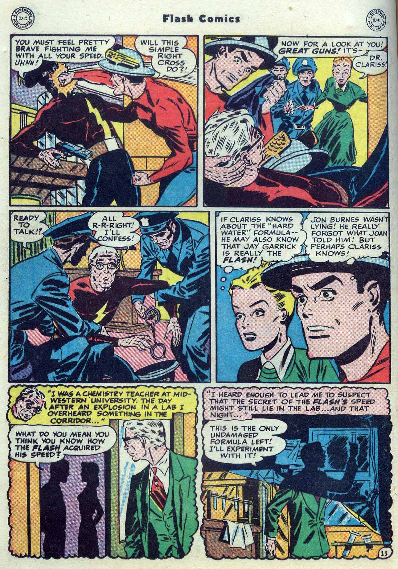 Flash Comics Issue #104 #104 - English 22