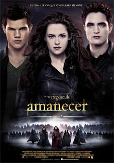 Saga Crepúsculo: Amanecer (Parte 2)
