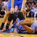 Kevin Durant en riesgo de perder el resto del año
