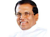 President Maithripala Sirisena to leave for Maldives