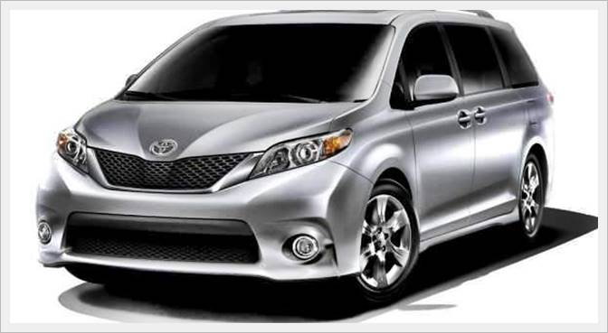 2017 toyota sienna concept review toyota update review. Black Bedroom Furniture Sets. Home Design Ideas