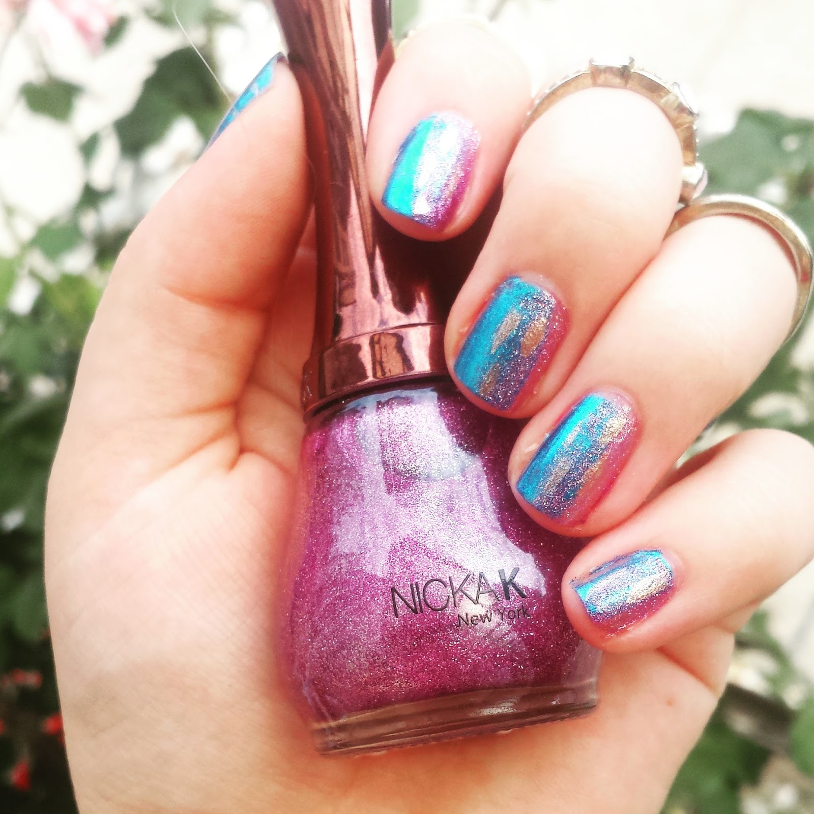 My Little Things ~ Beauty Diary by Monica: Mani Sunday ~ Iridescent ...