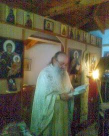 Ο αρχ. Ευθ. Τρικαμηνας ξανα στον αγιο Μαρκο Ευγενικο Σουρωτης  στις 9 Μαϊου του αγιου προφητη Ησαϊα