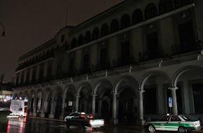 """Xalapa se sumó a la iniciativa de """"La hora del planeta"""""""