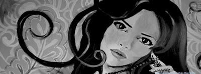 Image Couverture facebook noir et blanc