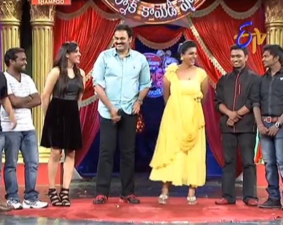 Jabardasth Comedy Show November 14th