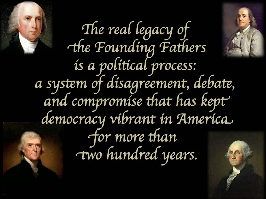 founding fathers We hear all of the time about the founding fathers, but who would be the  founding father take the who is your founding father interview and  evaluate.