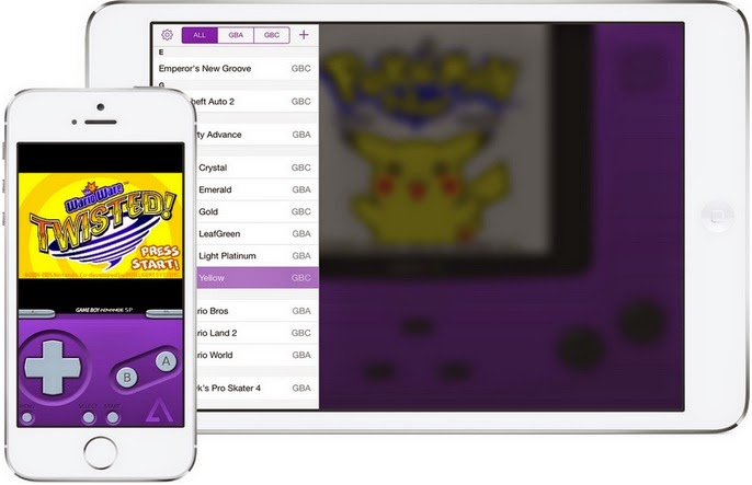 Play Nintendo DS games on your iPhone or iPad without jailbreak! Check out our How-to guide to get it on your iOS device! #Nintendo games on iOS