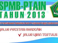 Pengumuman Hasil SPMB PTAIN 2013