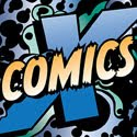 Comics App iTunes Google Play Kindle App Icon Logo By comiXology
