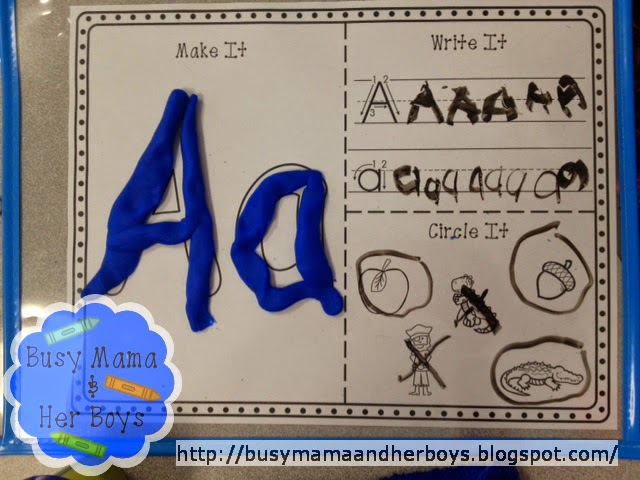 http://www.teacherspayteachers.com/Product/A-Z-Playdough-Mats-1504374