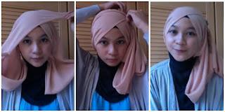 Hijab Tutorial Cocok Untuk Acara Pernikahan