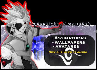 WELLART'S CREATIONS  Amostas
