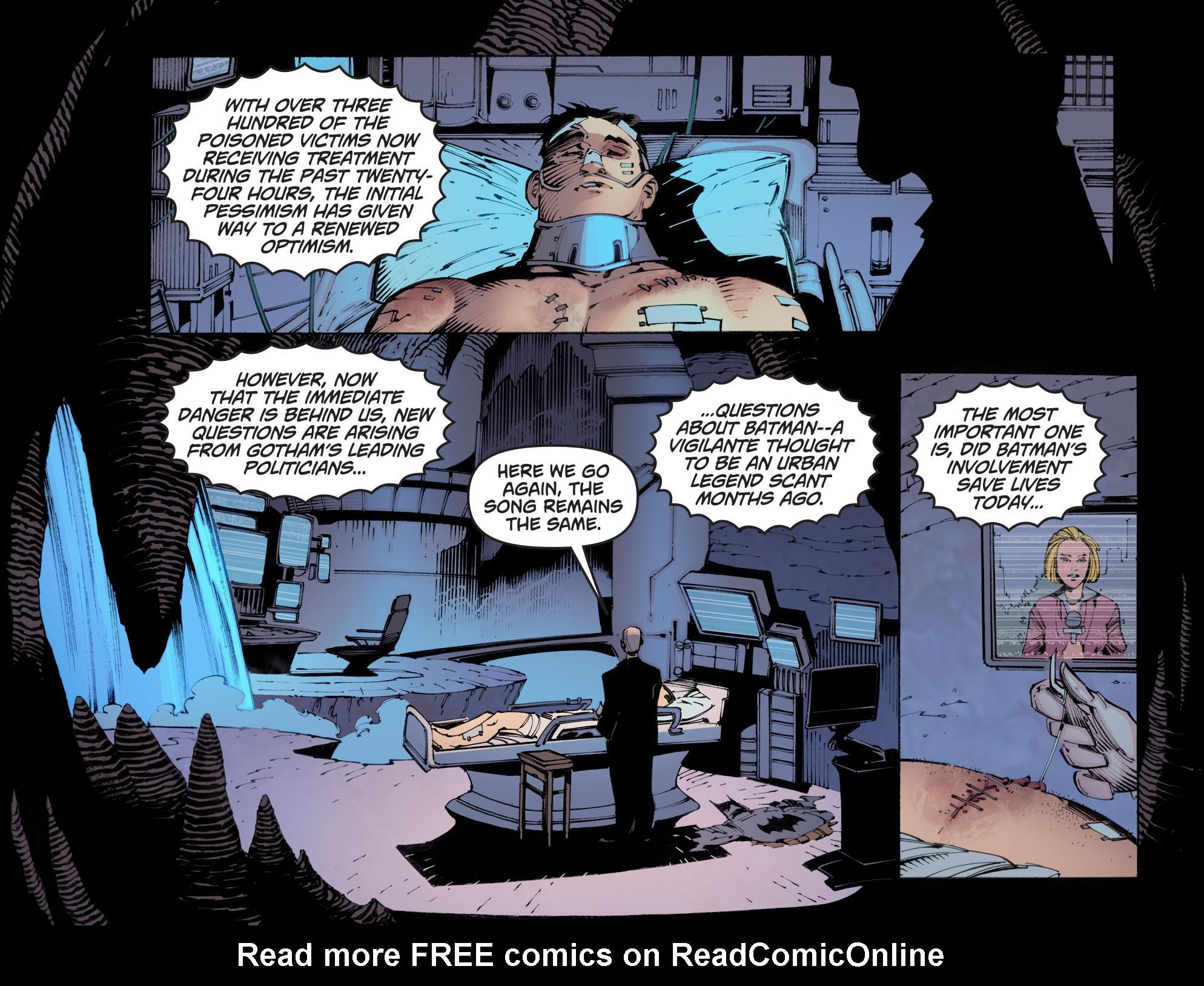 Batman: Arkham Knight [I] Issue #31 #33 - English 15