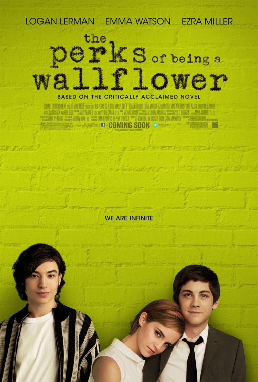 Perks of Being Wallflower movie poster