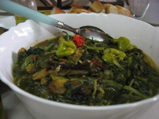 Recettes du chef f vrier 2012 - Cuisine congolaise rdc ...