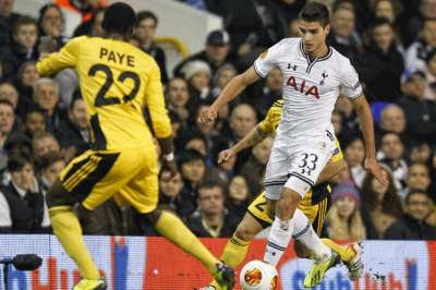 Lamela is going nowhere