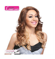 Its a Wig Synthetic Lace Front Wig L-Part Lace Laquetta