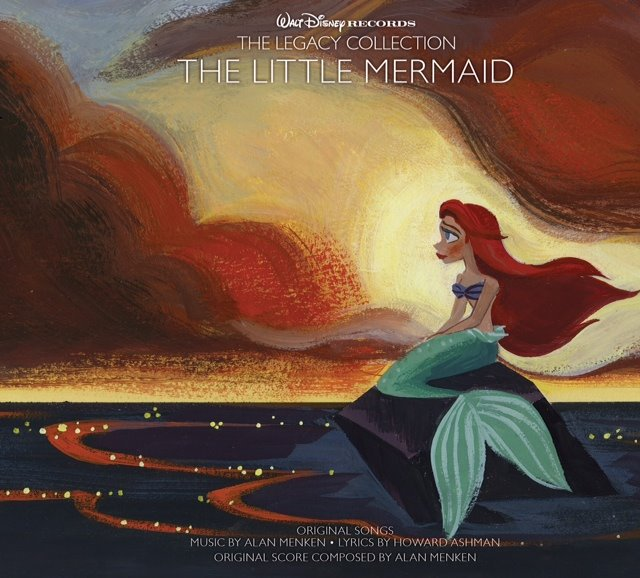 #Disney The Little Mermaid CD #Giveaway MyWAHMPlan.com