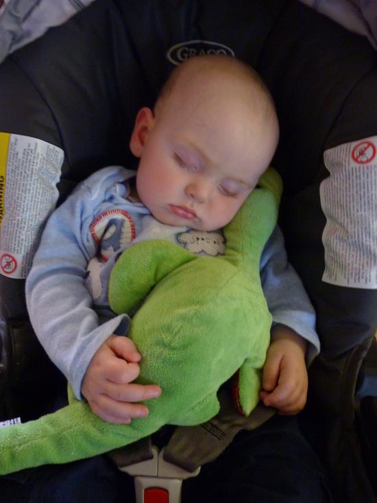 Whoopidooings: Rocking My World Friday - Sleepy Bear