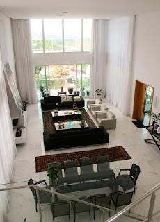 Projetos de design de interiores/ Consultoria/ Reforma