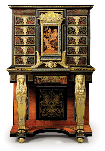 André-Charles Boulle armoire