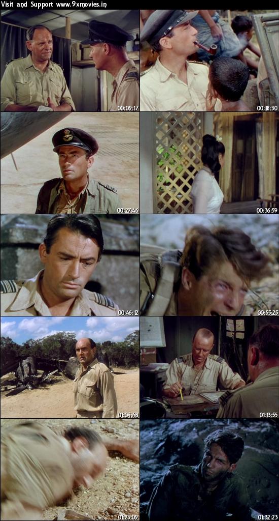The Purple Plain 1954 Dual Audio Hindi 720p BluRay 800mb