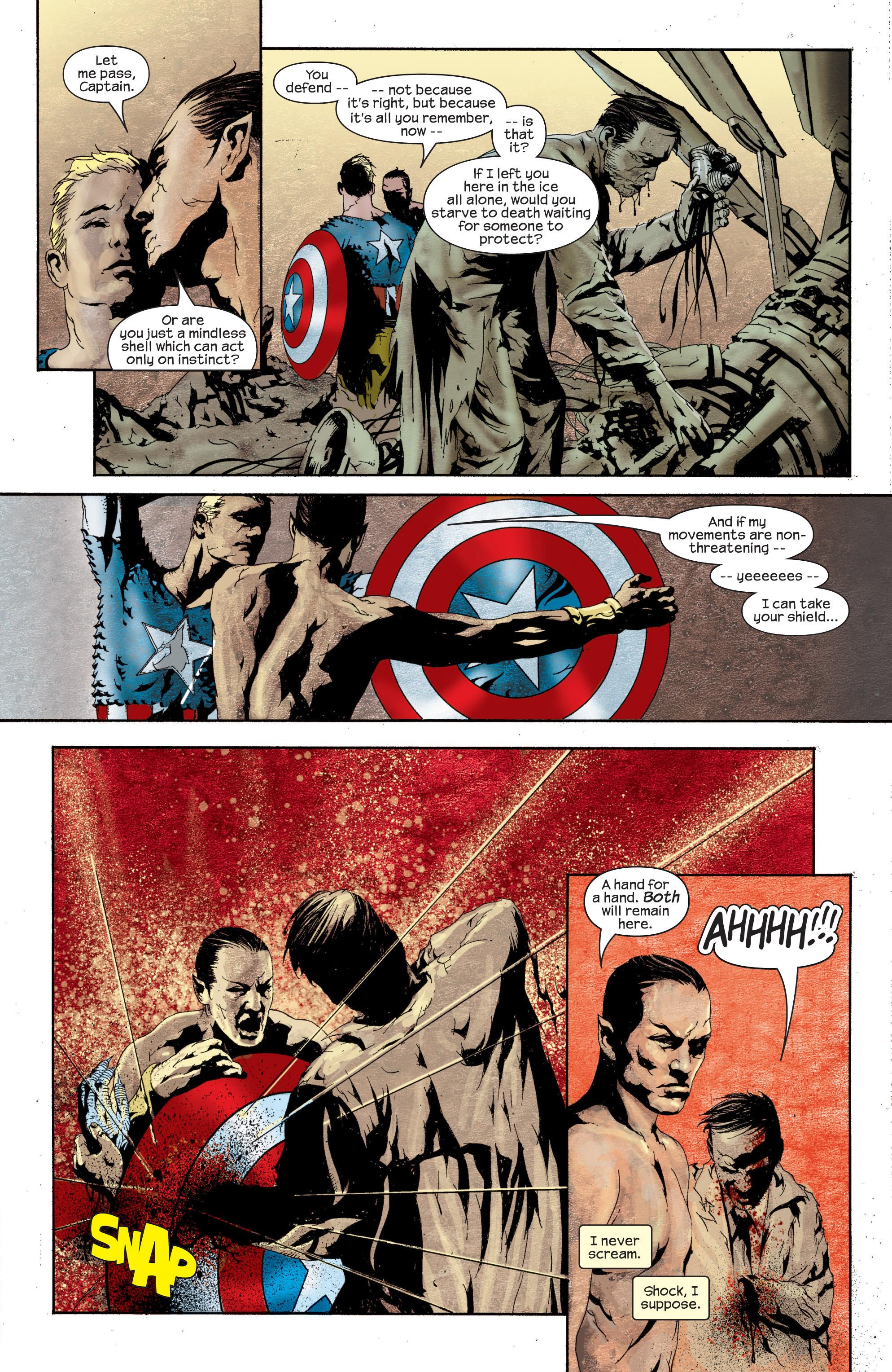 Captain America (2002) Issue #12 #13 - English 21