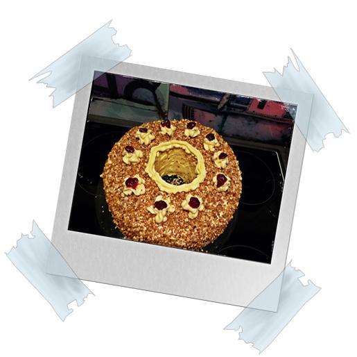 Pott artig kreativblog krasse torte ja ja meine mudda for Fertigküchen