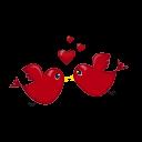 Dia dos Namorados Molduras