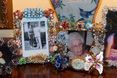 Nostalgic photo frames